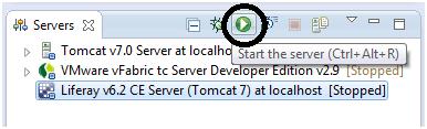 arrancar-liferay-server