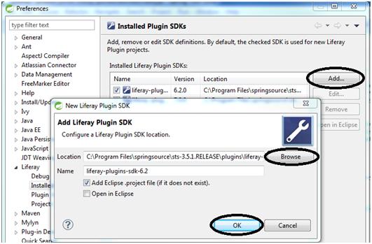 configuracion-plugins-sdk-liferay