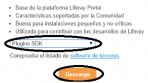 descarga plugin sdk liferay