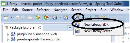 instalar-plugins-sdk-liferay