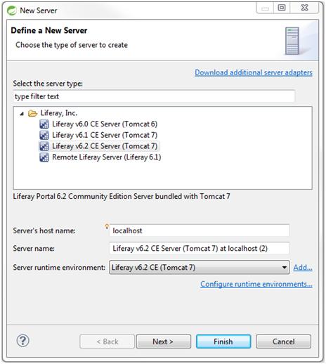 seleccionar-liferay-server